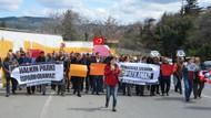 Burunbahçe Sahilindeki eyleme CHP'li vekillerden destek
