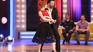 Açelya Topaloğlu ile Serhat Kılıç'tan seksi dans gösterisi