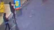 Kadın teröristlerin saldırı anı