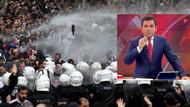 Beşiktaş taraftarına polis müdahalesi Fatih Portakal'ı isyan ettirdi