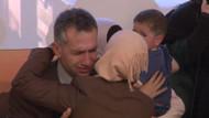 Emine Erdoğan'ın katıldığı galada ağlatan buluşma