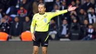 UEFA'dan Çakır'a dev görev