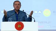 Cumhurbaşkanı Erdoğan: Çevrecilere kulak asmayın!