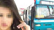 İstanbul'da halk otobüsünde cinsel organını çıkararak bir kadını taciz etti!