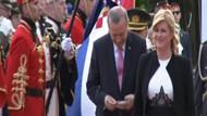 Cumhurbaşkanı Erdoğan Pozdrav Vojniciyi unutunca
