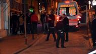 Nişantaşı'nda gece kulübünde silahlı kavga: 4 yaralı