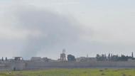 Son dakika! Suriye'nin Carablus kentinden Karkamış'a havanlı saldırı
