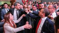 Meclis'teki dokunulmazlık görüşmeleri kavgayla başladı