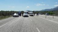 Soma'da yola tuzaklanan bomba patladı: 1 astsubay yaralı