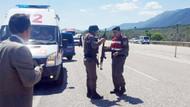 Manisa'da arka arkaya patlama şehre giriş çıkış kapatıldı!