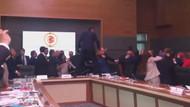 Meclis'te dokunulmazlık arbedesi