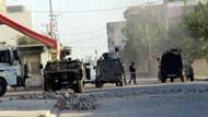 Nusaybin'de PKK'dan roketatarlı saldırı: 4 asker yaralı