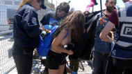 İzmir'de 1 Mayıs'ta çıplak protesto