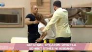 Kısmetse Olur'da Batuhan, Ayça ile konuşan Onur'u dövüyordu