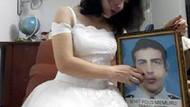 Şehidin Vietnamlı eşi evlilik yıldönümlerinde gelinlik giydi