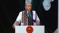Erdoğan'dan Kocaeli Üniversitesi fahri doktora töreninde önemli açıklamalar