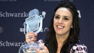 Eurovision Şarkı Yarışması'nı Ukrayna kazandı
