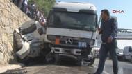 Son dakika! İstanbul Sancaktepe'de tır dehşeti