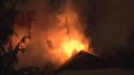 Ankara Numune Eğitim ve Araştırma Hastanesi'nde yangın (2)
