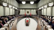 Beştepe'deki 6. toplantı 9 saat sürdü