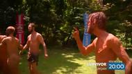 Survivor'da Semih ve Serkay kavgası