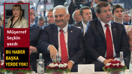 Binali Yıldırım ve Ahmet Davutoğlu'nun kapalı kapılar ardındaki sert kavgası