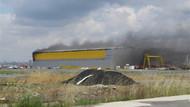 Tuzla tersaneler bölgesinde patlama!