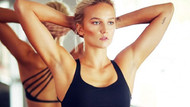 Sakatlanan Avustralyalı atlet Liz Parnov manken oldu