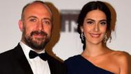 Halit Ergenç'in yeni partneri kriz çıkarttı