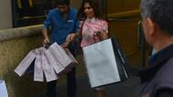Selda Topal'ın alışverişi Nişantaşı trafiğini felç etti