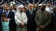 Cumhurbaşkanı Erdoğan, Kabe örtüsünün bir parçasını tabutun üzerine koymak istedi izin verilmedi