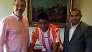 Adanaspor ilk transferini yaptı!