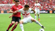 Xhaka kardeşler, EURO 2016'da tarihe geçti