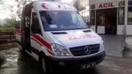 Bodrum'da acil serviste menenjit karantinası
