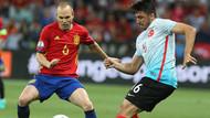 İspanya 3-0 Türkiye Kabus gecesi