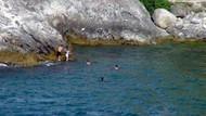 Şile'de kontrolsüz alanda denize giren bir kişi boğuldu