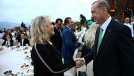Erdoğan'ın iftarına katılan ünlülere sosyal medyada hatırlatma