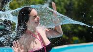 Aşırı sıcaklara karşı buzlu serinlik