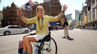 Rio'da paralimpik sporcuya silahlı soygun
