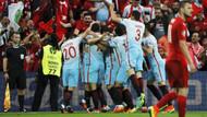 Fransa'da Çekleri dağıttık! Türkiye 2-0 Çek Cumhuriyeti