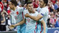 Çek Cumhuriyeti 0-2 Türkiye / MAÇ ÖZETİ