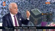 Nihat Hatipoğlu iftar programında kime patladı?