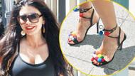 Ebru Polat: Buzdolabında bile ayakkabı var