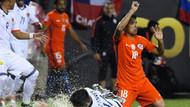4,5 saat süren Kolombiya-Şili maçı