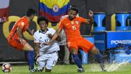 Kolombiya-Şili maçı tam 4,5 saat sürdü