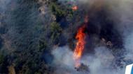 Kumluca'da yerleşim yerleri içinde yangın!