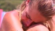Survivor Damla'nın gözyaşları...