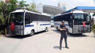 Bağcılar'da şüpheli otobüs alarmı!