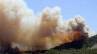 Adrasan'da orman yangını!