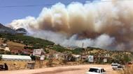 Adrasan'da yangın büyüyor, Olimpos tahliye ediliyor...